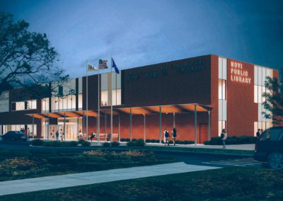Novi Library