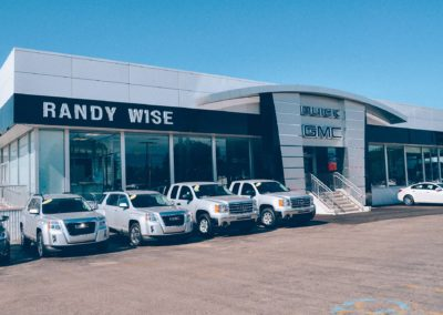 Randy Wise GMC